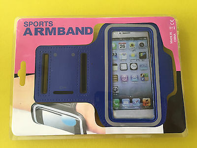 Sports Armband For Iphone 5 - Great For All Gym And Running Fans