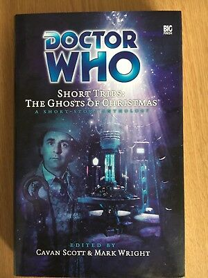 Doctor Who Short Trips vol 22: Ghosts Of Christmas Big Finish Short Story Book