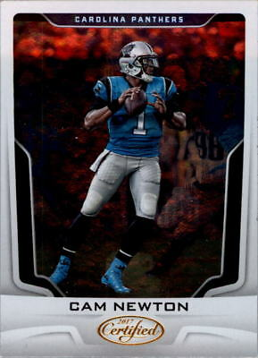 2017 Certified Football Card Pick
