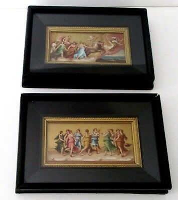 Pair of Victorian Old Master Framed Prints