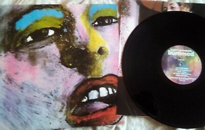 Happy Mondays ‎– Bummed - LP -  Embossed Cover