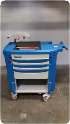 Metro Lifeline Co5-990A Medical Crash Cart % (151085)