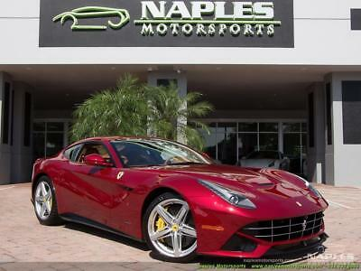 2015 Ferrari Other Base Coupe 2-Door 2015 Ferrari F12 Berlinetta, 599, 812, aventador, v12, sls, 488, 458, ff, lusso