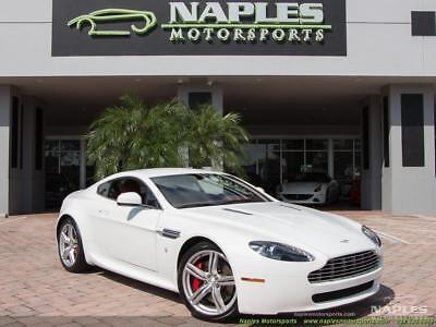 2010 Aston Martin Vantage Base Hatchback 2-Door 2010 Aston Martin Vantage, M3, 360 Modena, F430, Lotus, Corvette, California