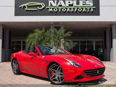 2017 Ferrari California T 2017 Ferrari California T - RARE INTERIOR! LOADED -  CARBON FIBER - RED CALIPERS