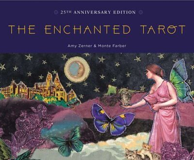 The Enchanted Tarot 25th Anniversary Edition by Amy Zerner 9781631063718