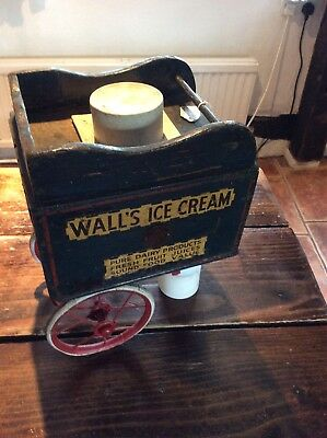 Lines Bros Triang Ice Cream Trolley