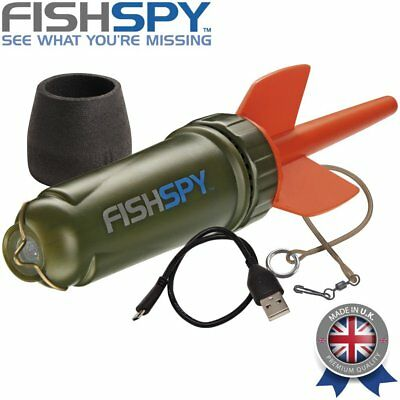 FishSpy Underwater Fishing Camera Find Deeper Fish Stream Live Video | Fish spy