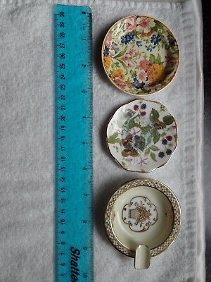 3 Small Dishes - Maestricht,  Peter Stanier & Noritake