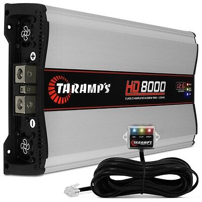 Taramps HD-8000-1 Car Amplifier