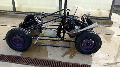 OFF ROAD BUGGY HONDA 250cc 4 STROKE 6 SPEED GEARBOX