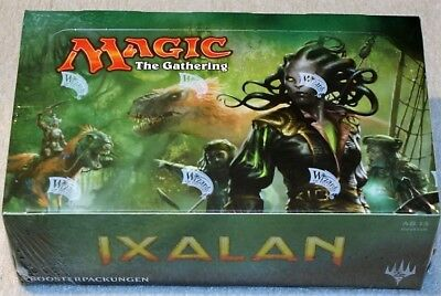 Ixalan Booster Display - Deutsch -  NEU OVP