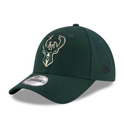 New Era Milwaukee Bucks The League Adjustable NBA Cap
