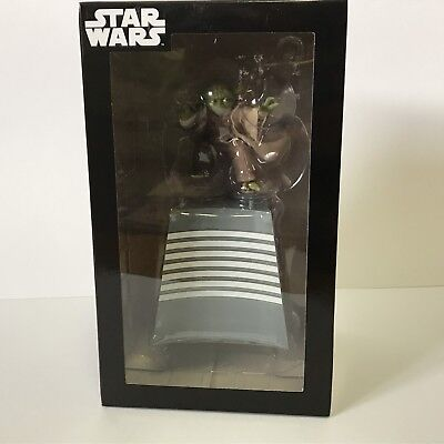 Star Wars YODA Ver.2 Figure Premium SEGA Prize 1/10 Scale JAPAN Authentic NEW