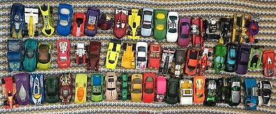 Huge Hotwheels Bundle 50+ Cars Joblot Collection Hot Wheels Classic Toys