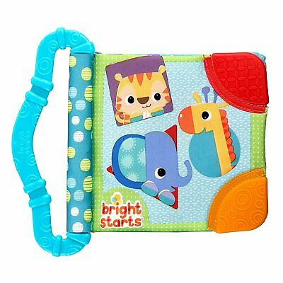 Bright Starts Teethe and Read Teether Book