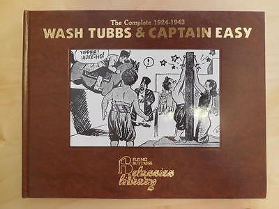The Complete Wash Tubbs and Captain Easy Vol 13   1924-1943    HC