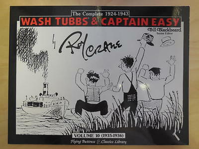The Complete Wash Tubbs and Captain Easy Vol 10   1935-1936