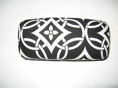 Vera Bradley CONCERTO Hard Sunglass Eyeglass Clamshell Case NEW