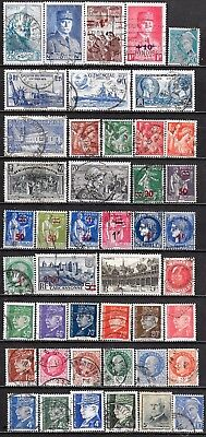 Lot = belle collection FRANCE: anciens 3 & 4
