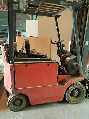 Electric Forklift 1.5ton