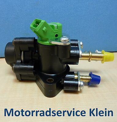 Genuine Piaggio einspritzkopf for Peugeot Elystar Jet Force TSDi Injector 50