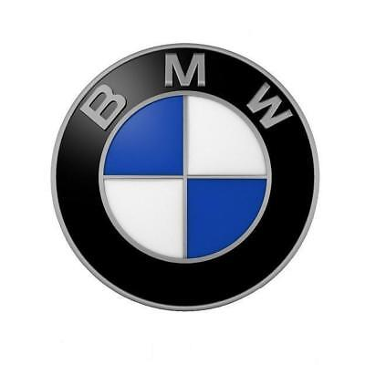 3d motorhaube emblem bmw 82 mm roundel 5 series e39 e60. Black Bedroom Furniture Sets. Home Design Ideas