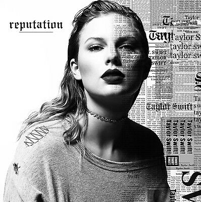 Taylor Swift - Reputation (Deluxe Edition Vol.1)   Cd New+