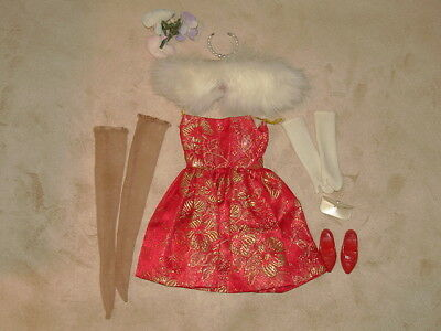 1960s Tammy Doll's Junior Prom Outfit All Original w/Tags Ideal Toy Corp VGC NR