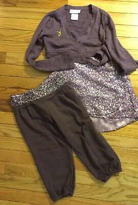 American Girl Isabelle Dance outfit For Girls Size Small 7/8
