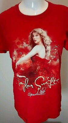 Taylor Swift Speak Now Concert T-Shirt - Size Small