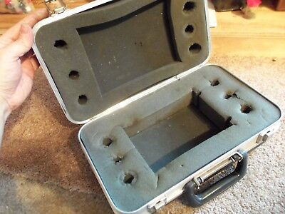 Coaxial Dynamics / BIRD 43 HARD CASE FOR WATTMETER & ELEMENTS