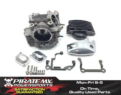 V Star Engine Cylinder Head Complete Front from 2002 Yamaha 1100 Classic #24 x