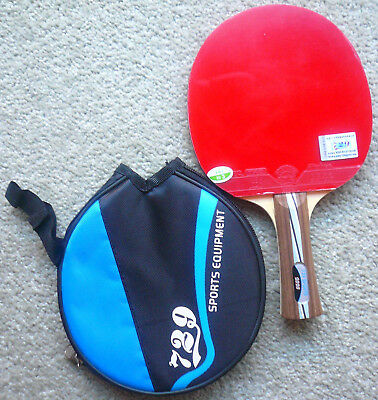 729Higher + RITC729 Friendship 2Sides Pips-In Table Tennis Paddle 2020#, New, UK