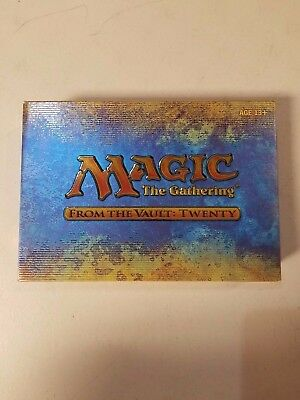 Magic The Gathering From The Vault: Twenty - Sealed 20 Card Set FTV20