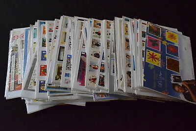 Isle of Man FDCs 2000s in Packet, 99p Start