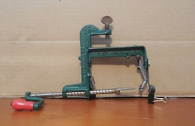 Gooddell Company White Mountain Collectable Apple Peeler and Corer