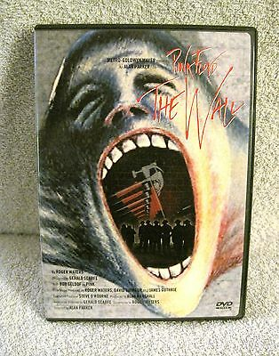 Pink Floyd - The Wall - By Roger Waters - Music Dvd - Great Gift Item!