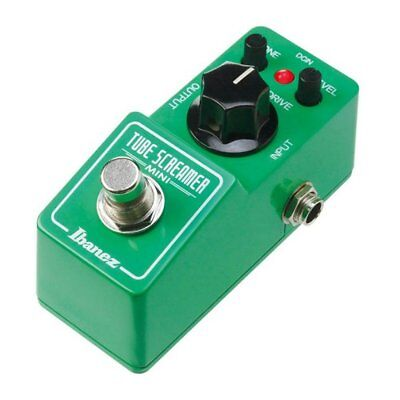 Ibanez Mini Series Tube Screamer Effects Pedal TSMINI