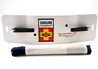 UltraTech Drum Tourniquet Suction Version & Carrying Bag Model No. 2015