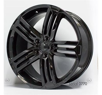 18 inch APEC R-5 WHEELS AND TYRES VW GOLF LIMITED STOCK BLACK BLACK