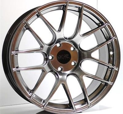 """18"""" New Xxr 530 Silver New Wheels And Tyres Xxr Silver Stretched Wheels"""