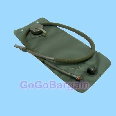 Survival Hiking Hydration 3L Water Reservoir Replacement Pack Bladder