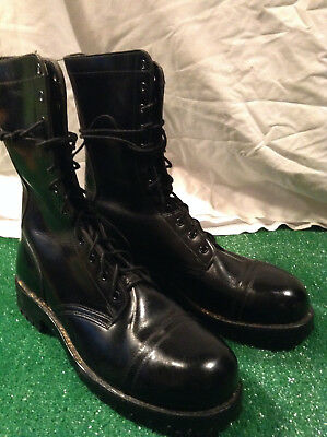 Canadian Military Garrison Boots Size 11E