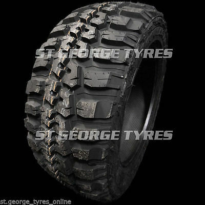NEW 31x10.5r15 FEDERAL COURAGIA MUD M/T 31/10.5R15 HILUX RODEO RANGER