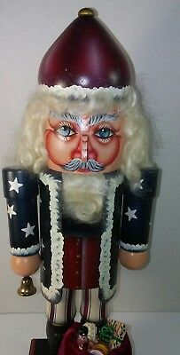 Susan Milford Nutcracker UNCLE SANTA 1991 Number 580/2500