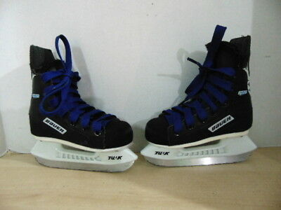 Hockey Skates Child Size 9 Shoe Size Toddler Bauer Charger