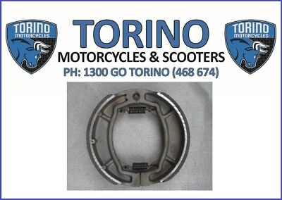 Torino Brake Shoes, Aero - OEM Spare Parts