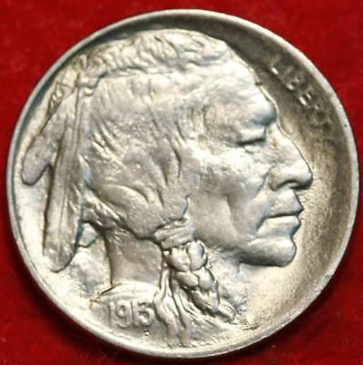 1913 Type I  Philadelphia Mint  Buffalo Nickel Free Shipping