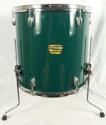 Yamaha YD Series 16x16 Floor Tom Drum Drums Percussion Green Wrap